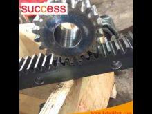 Material Scm415 Circular Rack And Pinion