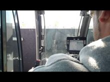Me getting seat time in an AC100-4/L flying a mud bucket
