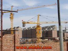 meccano tower crane 15308
