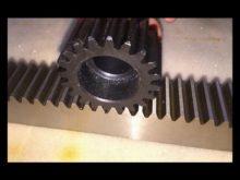 Metal Small Spur Gear