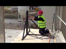 mini crane 500 kg