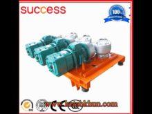 Mini Load Crane Construction Lifting Equipment For Hoisting