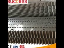 Module 1,Module 2 Gear Rack And Pinon For Cnc Milling Turning Machining