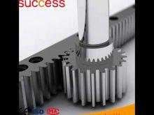 Module 1worm Gear Rack Cutting Machine