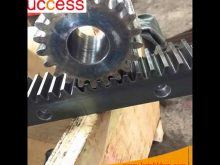 Module1,1 5,2,2 5 Gear Rack And Pinion
