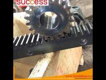 Motor For Construction Hoist,Low Price Unique Rack Pinion Sliding Gate Gear Rack
