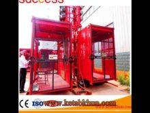 Moving Load Electric Topkit Tower Crane