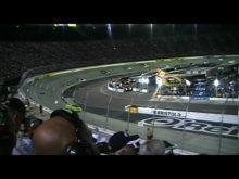 nascar racing at bristol 09