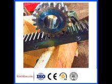 Naturl Color Gear Rack   Construction Hoist\Elevator\Lift Parts    Gear Rack