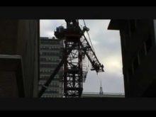 new amquip tower crane going up