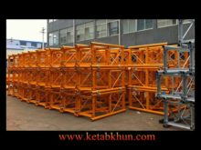 New Cheap Efficient Type Topless Tower Crane