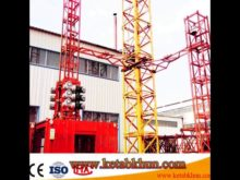 New Crane Made in China by Success