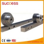 New Design Precision Gear Rack And Pinion Made In China