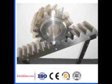 Nylon M2 5 Spur Gears 1