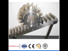 Oem Odm Different Materials High Quanlity And Precision Rack Gears