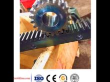 Oem Small Rack And Pinion Gears With Iron Or Steel