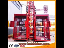 One Ton of Rack and Pinion Elevator Stable Durable Frequency Conversion of Construction Equipment