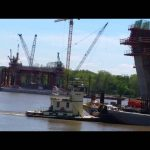 ORBP: East end bridge progress