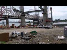 ORBP: tower 3 gets road deck girders