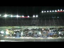 pace laps at bristol 09