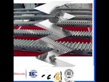 Passenger Hoist Rack/ Aluminum Rack Gear/Nylon Spur Gear Rack