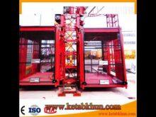 Passenger Material Hoist Construction Lifter