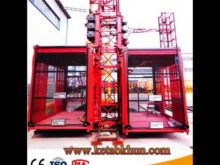 Personnel and Material Hoists for Sale