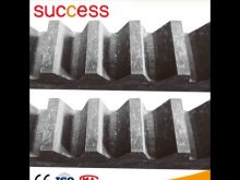 Pinion And Gear Racks Standard Specification
