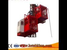 Pinion And Rack, 1000kg, Sc100 Single Cage Construction/Buliding Hoist