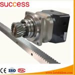 Pinion Gears Ring For Concrete Mixer & Crown Gear Wheels Gear Ring For Excavators Parts