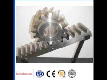 Plastic Gears For Toy