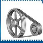Plastic Pa66 Nylon Gear Rack For Sliding Gate