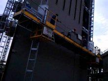 Plataforma de trabalho, plataforma de trabajo , mast climber EP3125