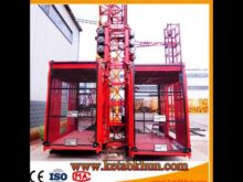 Popular Customer Made Building Hoist Mast Section