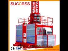 Popular In Oman Sc Series Construction Elevator/Hoist/Lift