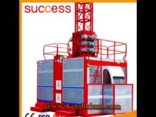 Popular Material Hoist Construction Lift for Sale