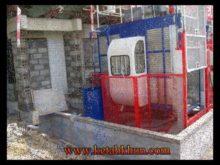 Popular Sc120 Construction Hoist/Lifter/Elevator