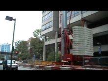 Potain HDT 80 tower crane