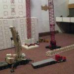 Potain MDT178 disassembly