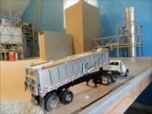 Preparing base for the Mammoet PTC