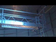 ProduSafe Altrex inspection bridge view to basket