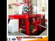 Professional Concrete Lifting Equipment,Portable Building Hoist,Construction Hoist