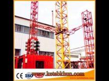 Professional Manufacturer Sc200/200 2t 4t Construction Hoist Lift,Construction Passenger Hoist