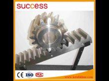Rack And Gears Construction Hoist Motor, Rack Hoist Parts, Elevator Spare Part