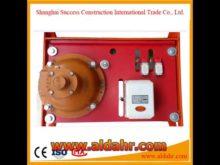 Rack and Pinion Construction Hoist Safety Device SRIBS