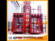 Rack and Pinion Elevator Mechanical Construction Equipment Industry The Best Quality and Durable
