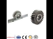 Rack And Pinion For Building Hoist