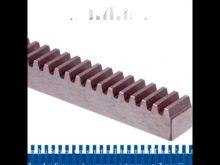 Rack And Pinion Gear, Rack And Pinion, Rack Gear