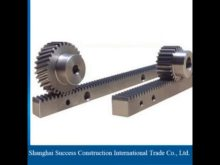 Rack And Pinion Gear/Rack And Pinion/Transmission Rack Gears