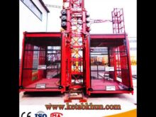 Rack and Pinion Hoist Manufacturer in China Success